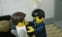 Osiemnastka w świcie Lego