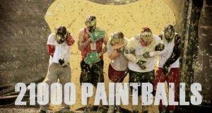 Rozstrzelanie w wersji Paintball