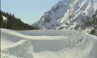 Skok w śnieg
