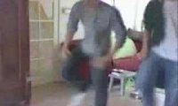 Taniec w podskokach