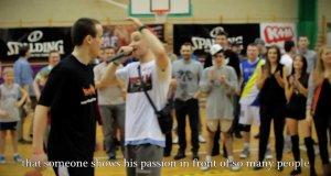 Sztuczka z 4 piłkami - koszykówka w Polsce