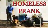 Jak nakarmić bezdomnych żartem!