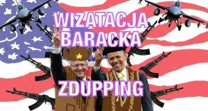 Zdupping - Wizy od Obamy
