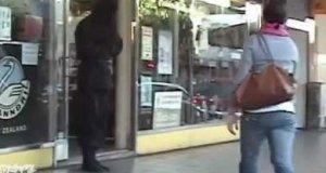 Miejski ninja znowu atakuje