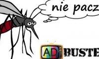 Jak odstraszyć komary - AdBuster