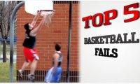 Top 5 koszykówkowych wpadek