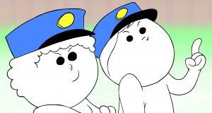 Zabawa w policjantów i złodziei