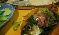 Świeża rybka