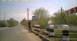 Awaria hamulców w ciężarówce
