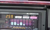Niezwykłe radio kasetowe Kenwood KRC999 II (1988)