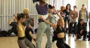 Niepozorny tancerz