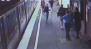 Dziecko wpadło pod pociąg