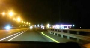 Zjazd do stancji benzynowej w wersji Rosyjskiej