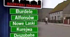 Śmieszne nazwy polskich miejscowości