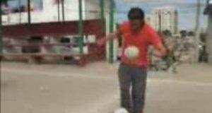 Triki z piłką