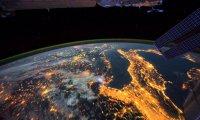 Niesamowite widoki z ISS