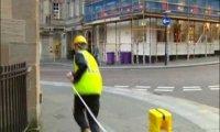 Ukryta Kamera - szybki robotnik
