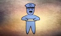 Cichy żarcik - Policjant!