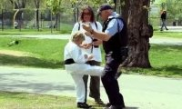 Ukryta kamera - top żarty z policjantami