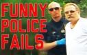 Kompilacja najlepszych wypadków z udziałem policji - FailArmy