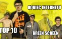 CyberMarian - Koniec internetu, 10 filmów i green screen