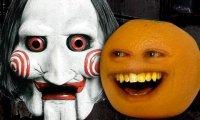 Nieznośna pomarańcza - piła