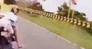 Rodzinna wyprawa na motorze