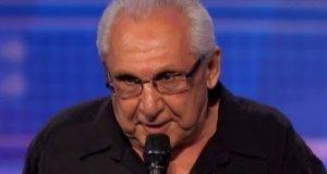Niesamowity 74-latek w amerykańskim Mam Talent