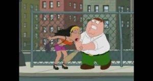 Family Guy - nauka jazdy przy GTA
