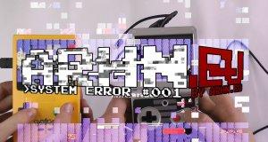 System Error #001