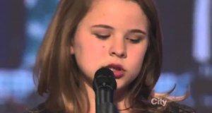Niesamowity głos 10-latki w Mam Talent