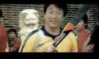 Olimpiada z Jackie Chanem