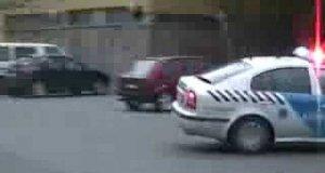 Policyjny mistrz kierownicy
