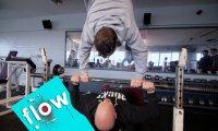 Niezwykłe ćwiczenia na siłowni