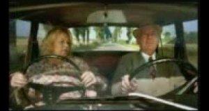 Starsza za kierownicą