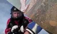 Ekstremalne upadki uchwycone kamerą GoPro