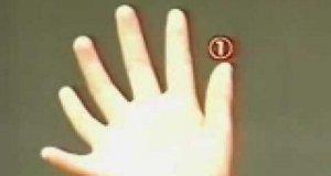 Dziecko z 6 palcami
