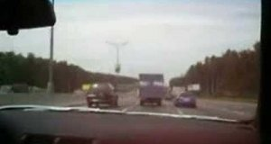 Szaleni kierowcy