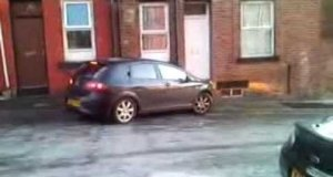 Czarny asfalt
