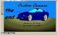 Rysowanie Chevroleta