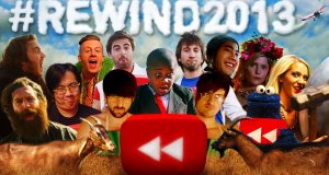 YouTube Rewind - Co mówi rok 2013?