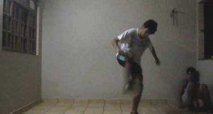Freestyle z piłką