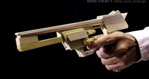 Automatyczny pistolet na gumki recepturki