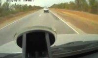 Przepychanki na drodze