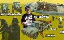 Cyber Marian #39: Wyścig traktorów, dron i motorówka