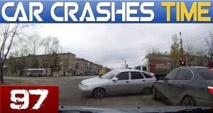"""""""Najlepsze"""" wypadki drogowe nr 97"""