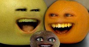 Nieznośna pomarańcza - miłość