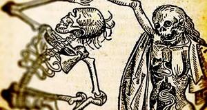 Danse Macabre - epidemia tańca śmierci