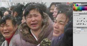 Photoshop w Korei Północnej