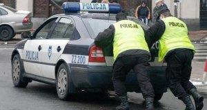 Ciasteczkowy telefon kontra Policja